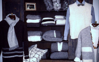 wool clothing